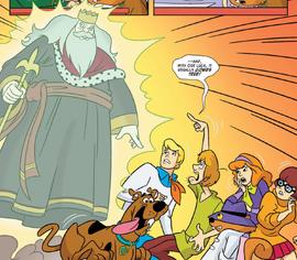 Gang meet King Leopold