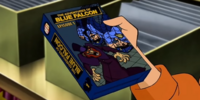 The Adventures of Blue Falcon