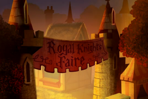 Knights faire