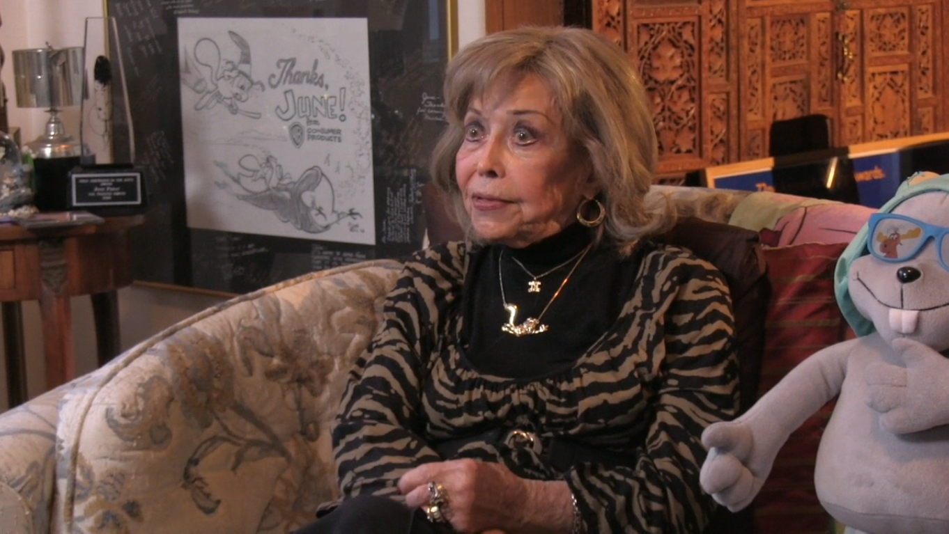 june foray tom and jerry