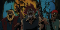 Zombies (Scooby-Doo on Zombie Island)