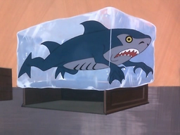 Real demon shark