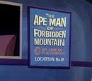 The Ape Man of Forbidden Mountain