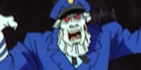 Zombie riverboat captain (Scooby-Doo on Zombie Island)