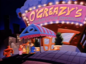 O'Greazy's Bucket O' Restaurant