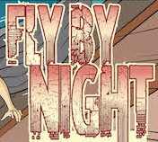 Fly by Night (TU) title card