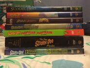 Geoff109 Scooby-Doo DVDs 2