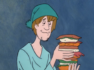 Shaggy Super Sandwich