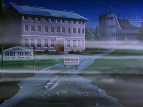Velma's old high school