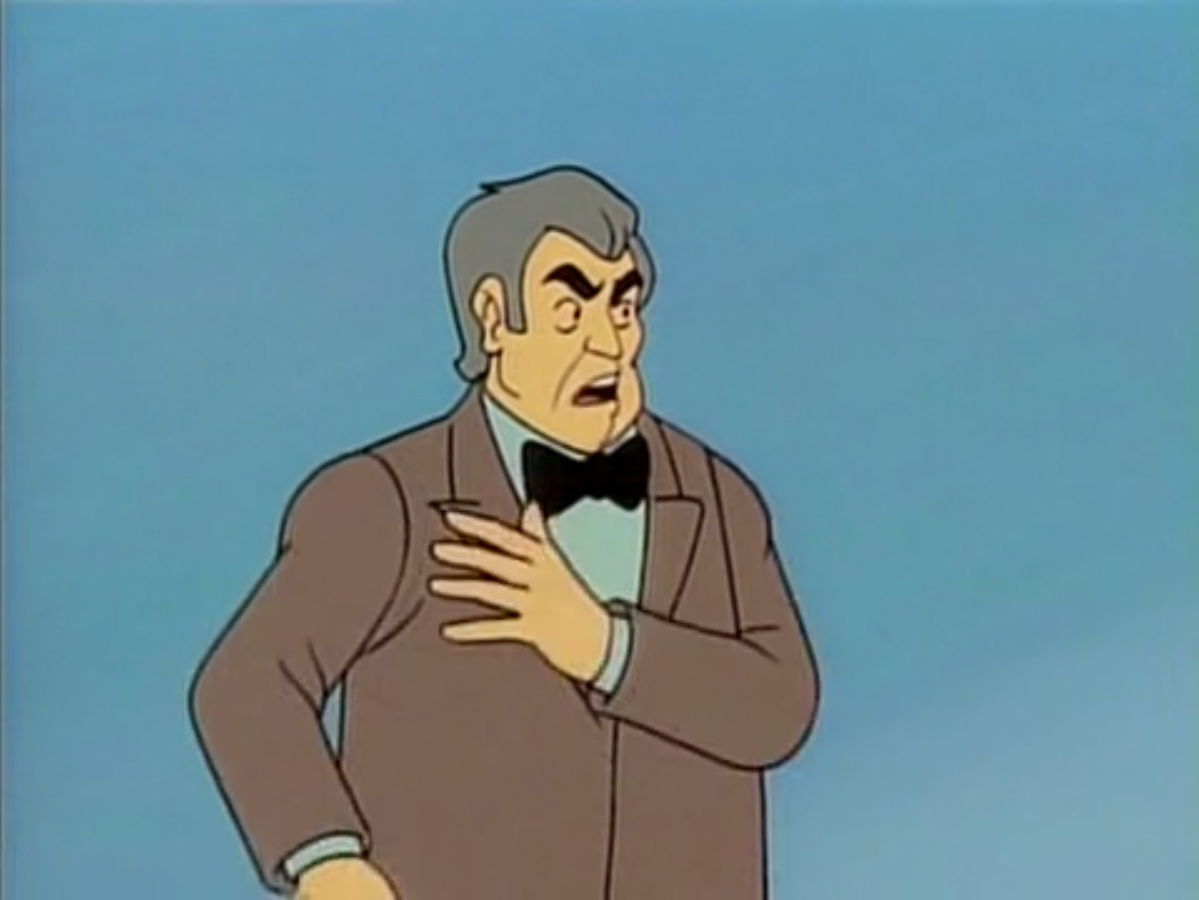 Senator Bullhorn