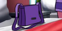Daphne Blake's handbag (Scooby-Doo! WrestleMania Mystery)