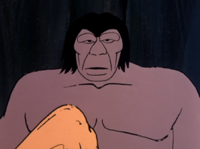 Caveman (Scooby's Night With A Frozen Fright)