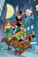 TU 12 (DC Comics) textless cover