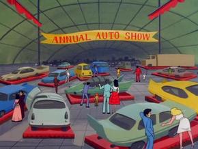 Annual Auto Show