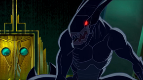 Alien (Moon Monster Madness)