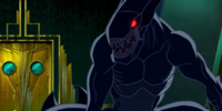 Alien (Scooby-Doo! Moon Monster Madness)