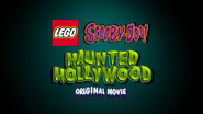 Haunted Hollywood trailer title card