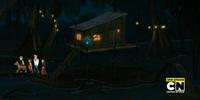 Hermit Hank's shack