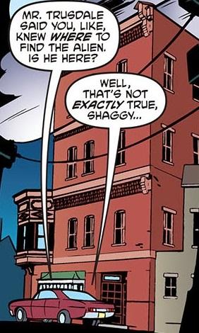 Ryan and Deb Trainor's apartment building