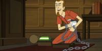 Prisoner 2 (If You Can't Scooby-Doo the Time, Don't Scooby-Doo the Crime)