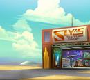 Sly's Souvenir Shop