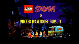 Wicked Warehouse Pursuit title card