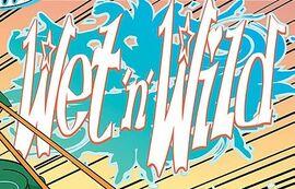 Wet 'n' Wild title card