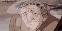 Elderly patient (Scooby-Doo and the Witch's Ghost)