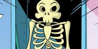 Skeleton (Teen Titans--Ghost)