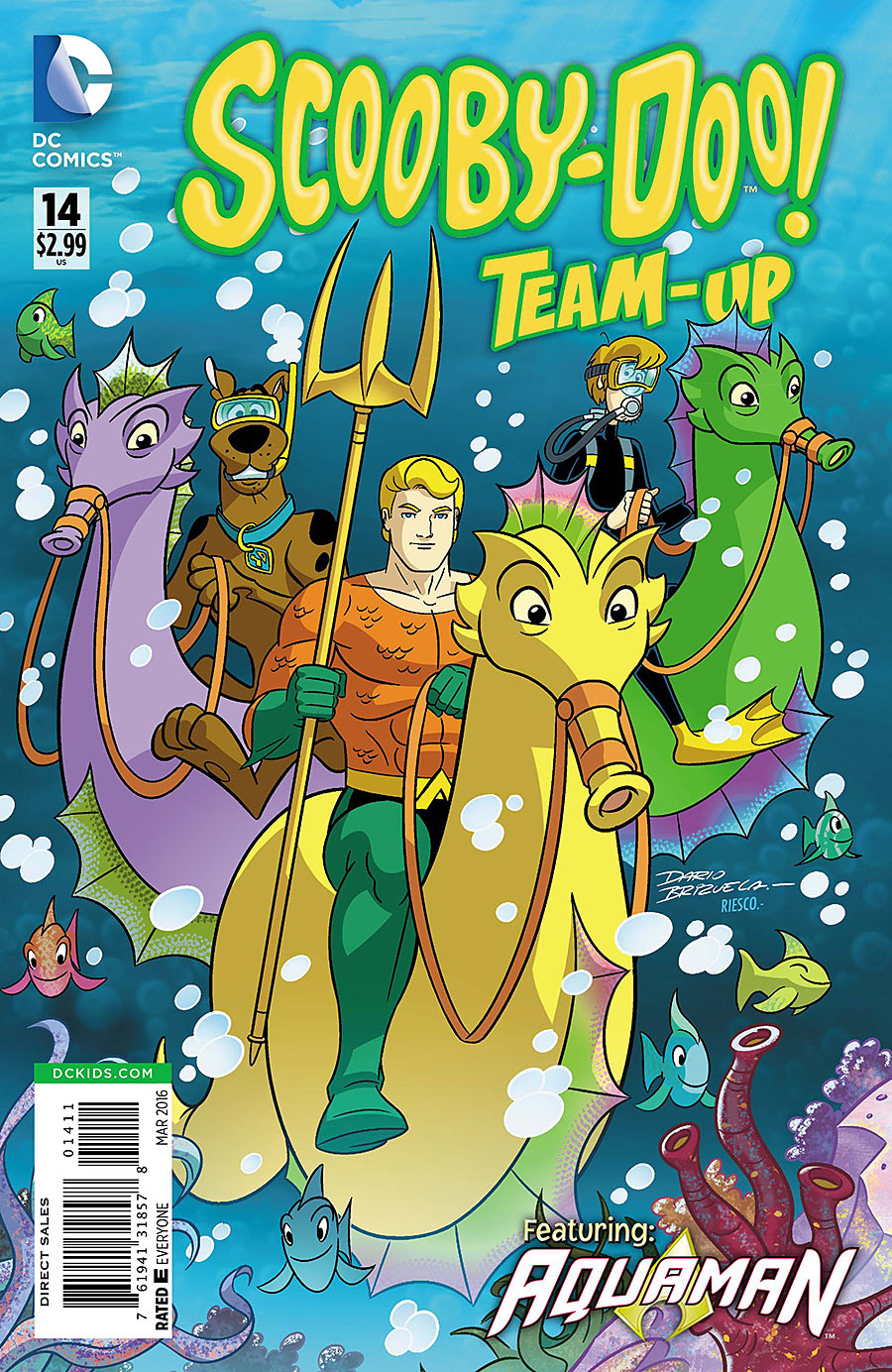 Scooby-Doo! Team-Up issue 14   Scoobypedia   Fandom ...