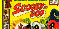 Scooby-Doo issue 1 (Marvel Comics)