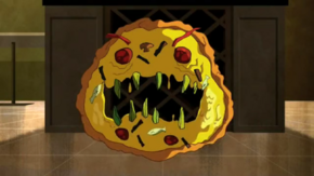Evil Pizza