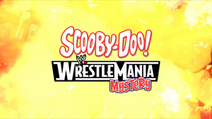 WrestleMania Mystery title card