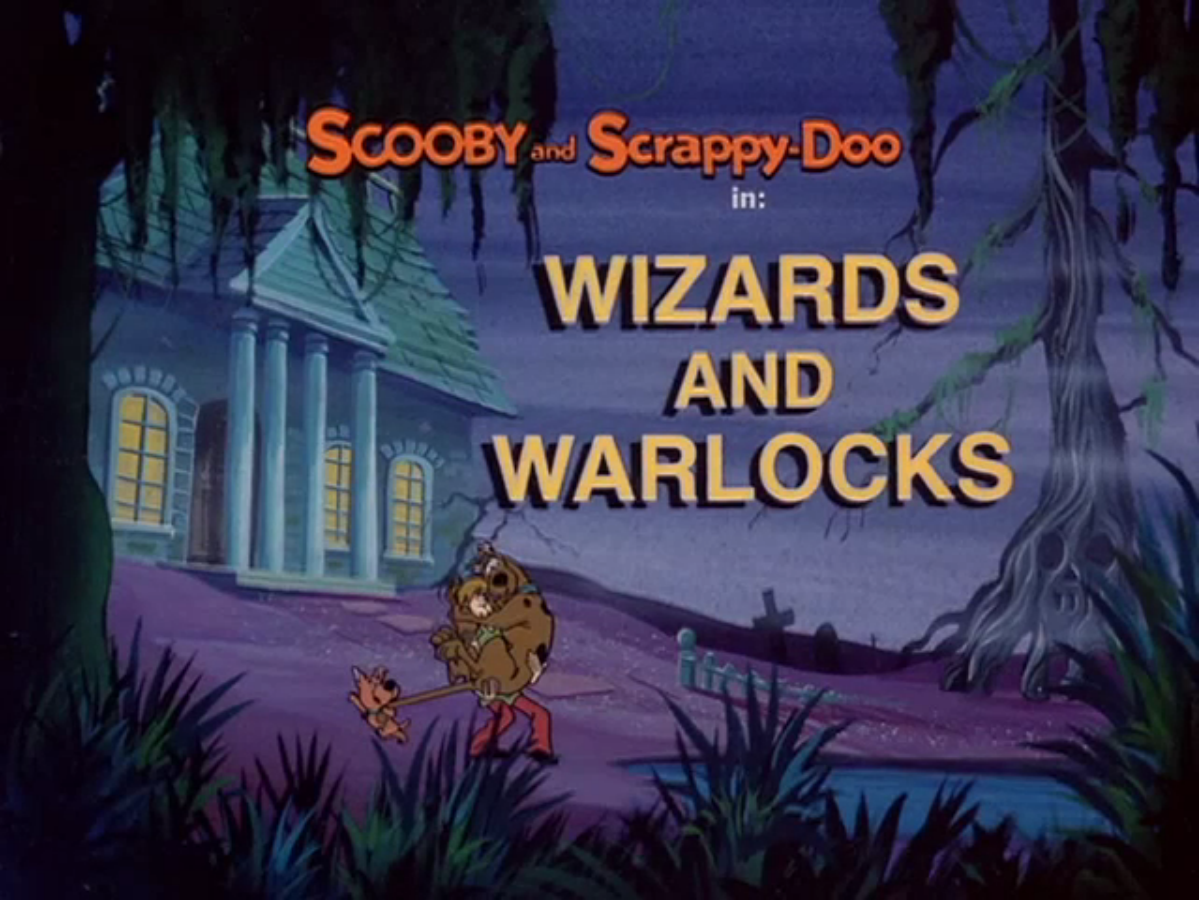 Wizards and Warlocks title card
