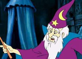Wizard Amziani
