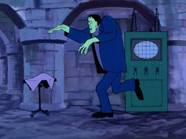 File:Frankenstein's Monster running in Franken Castle.png