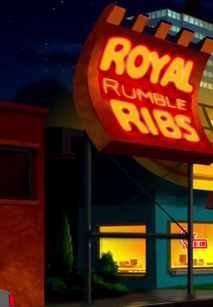 Royal Rumble Ribs