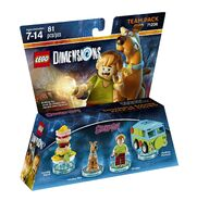 71206 Scooby-Doo! Team Pack (3D packaging)