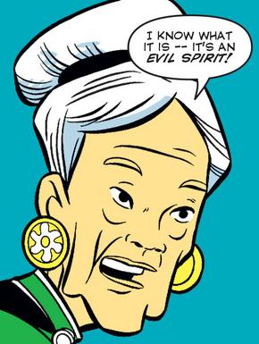 Granny Wong