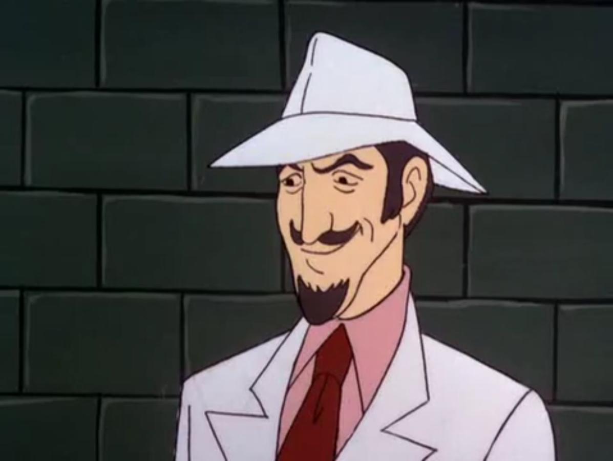 Inspector Armandez