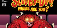 Scooby-Doo! Where Are You? issue 55 (DC Comics)