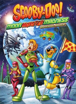 Moon Monster Madness DVD front cover