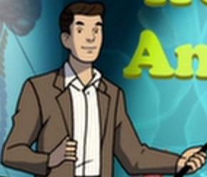 Presenter (Scooby-Doo! Mecha Mutt Menace)