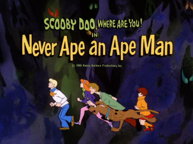 File:Never Ape an Ape Man title card.png