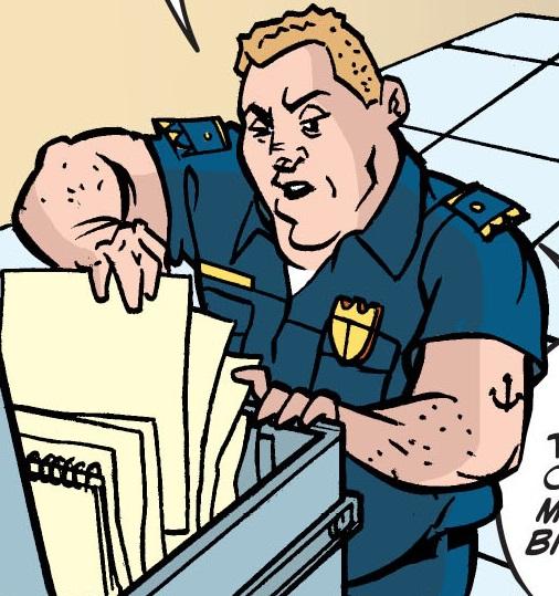Sheriff Benson