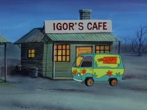 Igor's Cafe