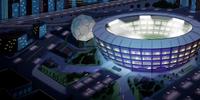 Soccer stadium (Scooby-Doo! Ghastly Goals!)