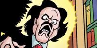 Ghost of Edgar Allan Poe
