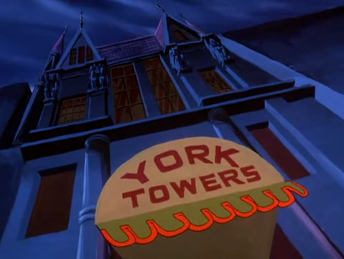 York Towers