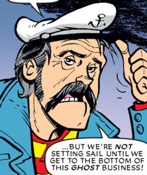 Captain Justseau
